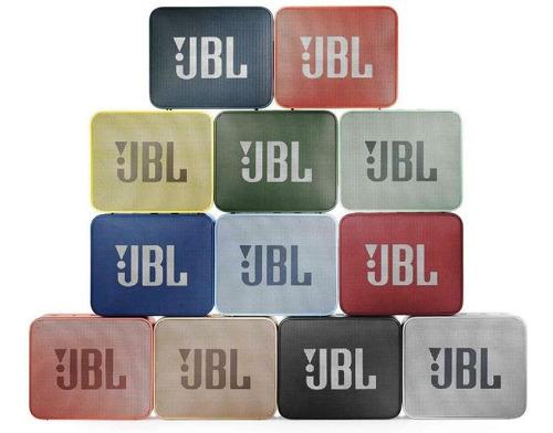 jbl go 2 parlante bluetooth acuático nuevo sellado tienda