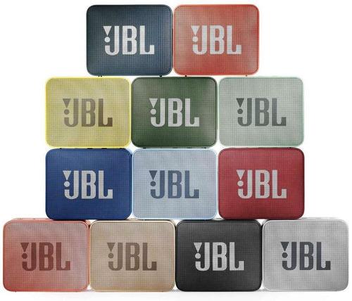 jbl go 2 parlante bluetooth resistente al agua tienda