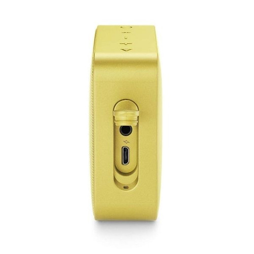 jbl go2 parlante portátil bluetooth inalámbrico amarillo