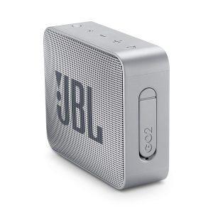 jbl go2 parlante portátil bluetooth inalámbrico gris