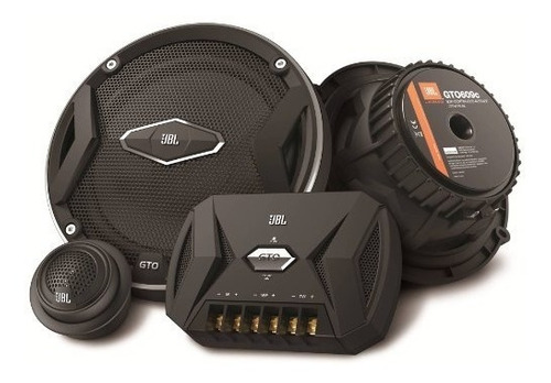jbl gto609c premium sistema de altavoces de componentes d