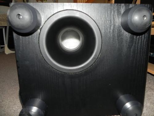 jbl northridge e150p 10-inch powered subwoofer with 150-watt