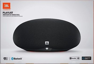 jbl playlist - altavoz bluetooth - 30 vatios - negro