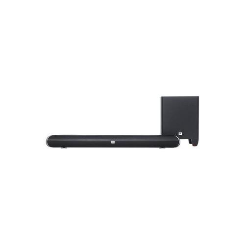 jbl - sistema de barra de sonido de cine con 6-1 / 2 subwoof