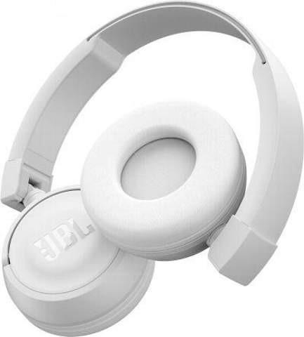 jbl t450bt auriculares micrófono bluetooth wireless blanco