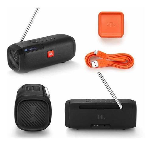 jbl tuner parlante recargable con radio fm y bluetooth