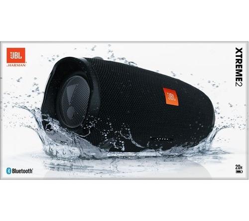jbl xtreme 2 parlante portátil bluetooth splashproof altavoz