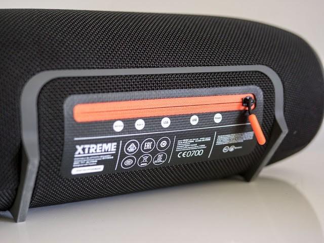 Jbl Xtreme Alto Falantes Bluetooth Port 225 Til Com Som