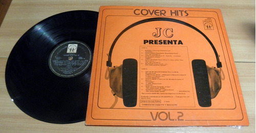 jc cover hits vol 2 1978 compilado disco vinilo lp
