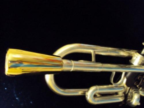 jc custom  ;  modelo  stc 3  trompete