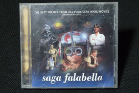 Stars Cd Falabella Saga Themes The Wars Jch Best pSqMzUV