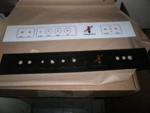 jcm800 frentes de acrilico para armar tu ampli
