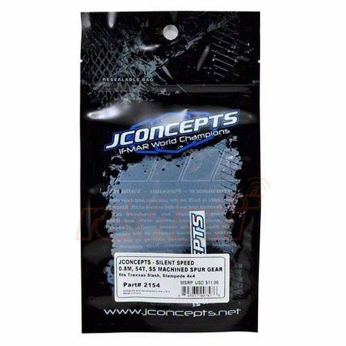 jconcepts 32p traxxas  silent speed  machined spur gear (54)