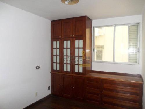 jd. américa- 96 m²- parte plana-garagem- jardins - ap4401
