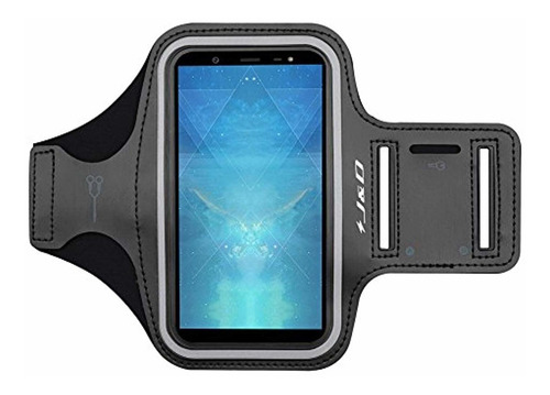 j&d armband compatible for galaxy j8 armband,