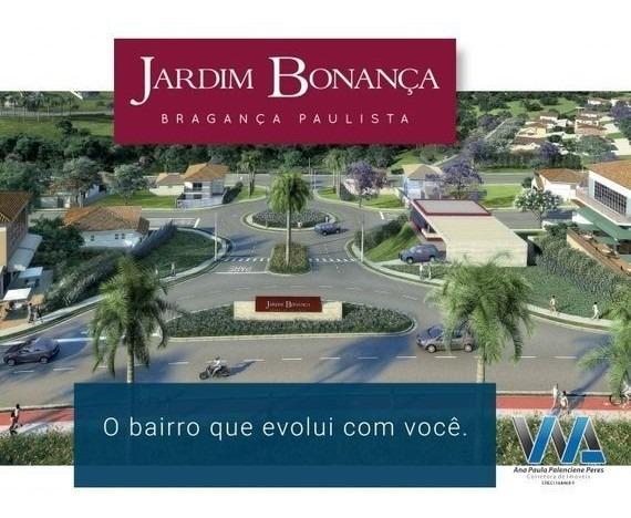 jd. bonança bragança paulista - melhor terreno do bairro