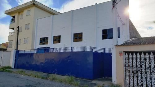 jd. europa - galpão para alugar com 480 m² - r$3.700,00 - ga0137