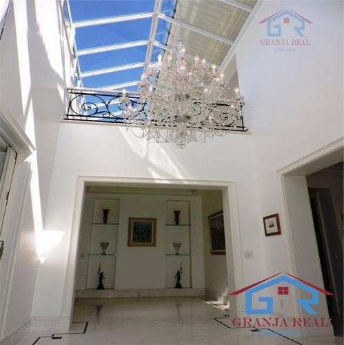 jd mediterrâneo - mansão altíssimo padrão! - codigo: ca0021 - ca0021