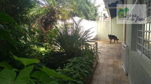 jd paulista 2 - casa com 4 dormitórios à venda, 210 m² - jardim paulista ii - jundiaí/sp - ca1937
