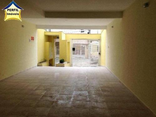 jd santo antonio- cobertura 50m²+50m² - 2736