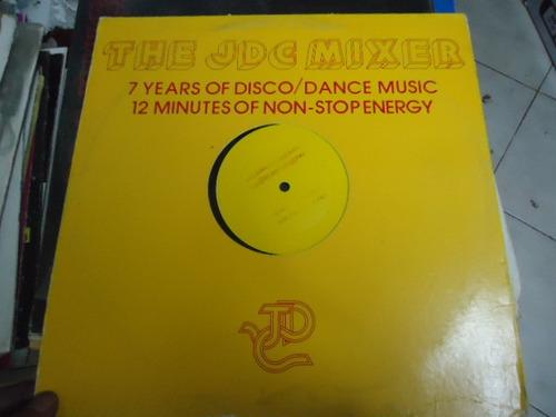 jdc mixer sencillo de 12 vol 1, 2 y 3 lote importados