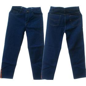 Jean 14oz Pantalón Industrial Dotación Ref 9.