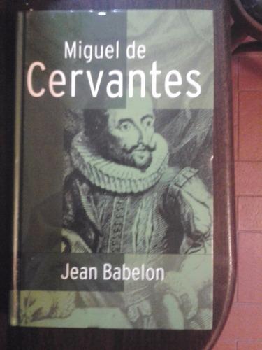 jean babelon miguel de cervantes /z