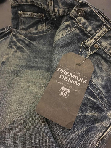 jean caballero nuevo premium denim