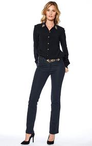 190ec73a8bad Jean Negro Mujer - Pantalones, Jeans y Joggings de Mujer Jean en ...