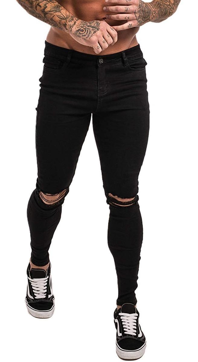 5ccab6a597 Jean Chupin Hombre Elastizado Pantalon - $ 790,00 en Mercado Libre