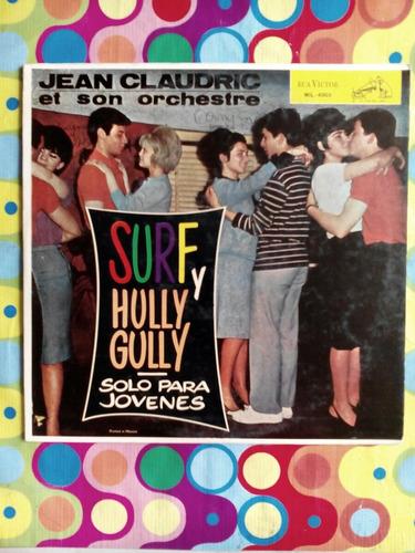 jean claudric lp surf & hully gully solo para jovenes