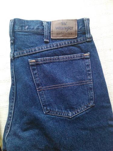 jean de caballero wrangler clásico original talla 34x34