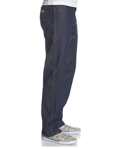 jean dickies 36ax34l azul indigo corte regular