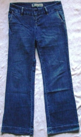 jean gap talle 2, recto, impecable