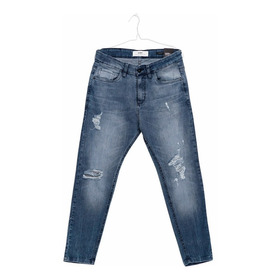 Jean Huoky Bruselas Slim Fit