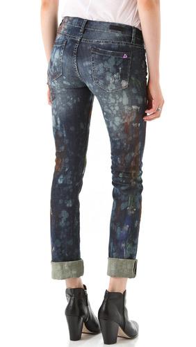jean importado blank denim no. 28 con pintura color
