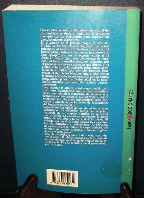 diccionario de psicoanalisis laplanche descargar pdf