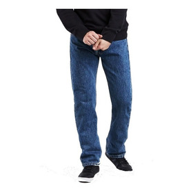 Jean Levis 505 Regular Fit Dos Colores Dia Del Padre