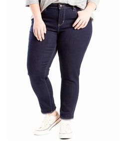 Levis Agujeros Pantalones Y Jeans Para Mujer Jean Azul Oscuro Al Mejor Precio En Mercado Libre Colombia