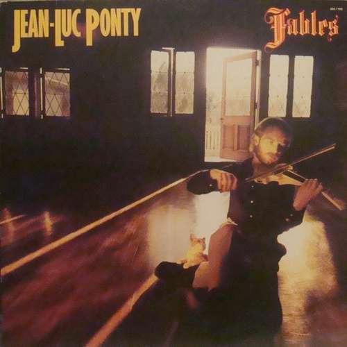 jean luc ponty lp fables - 1985