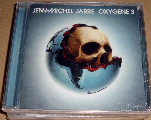 jean michel jarre oxygene 3, cd sellado