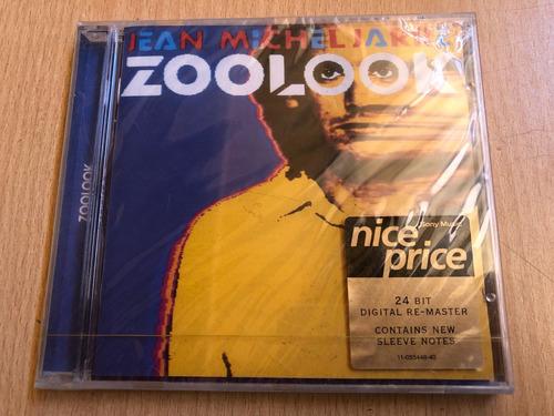 jean michel jarre - zoolook (cd 1997) remasterizado
