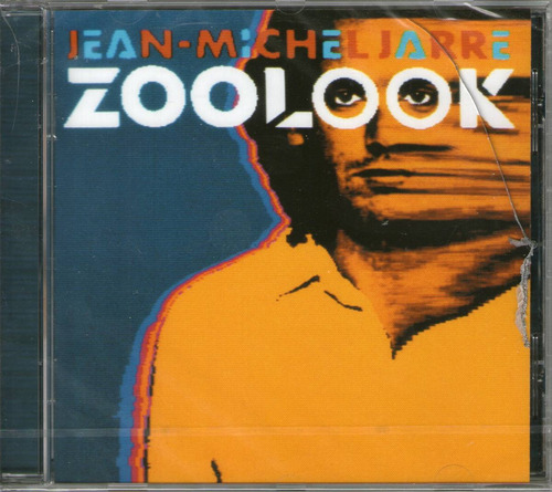 jean michel jarre: zoolook ( cd sellado)