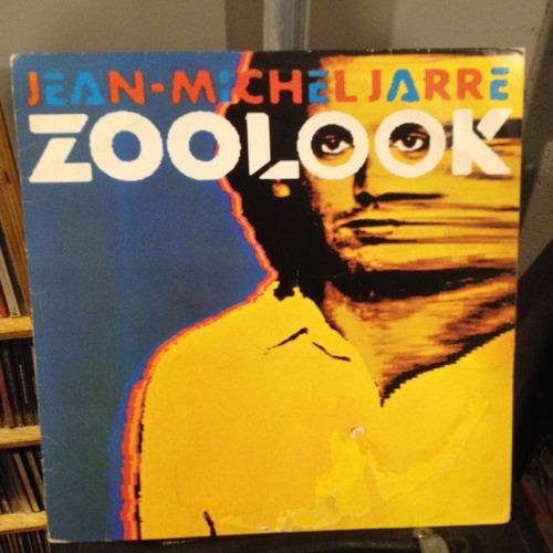 jean michel jarre zoolook encarte lp vinil disco