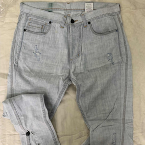 3ac0806458 Pantalones Rotos Chupin Hombres - Ropa