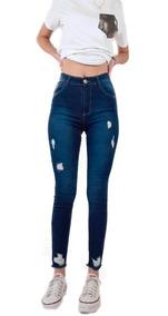 nuevo estilo 3bda3 32d13 Jeans Rotos Anchos Para Mujer - Ropa y Accesorios de Mujer ...