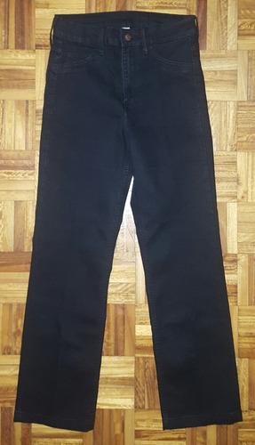 jean negro marca h y m