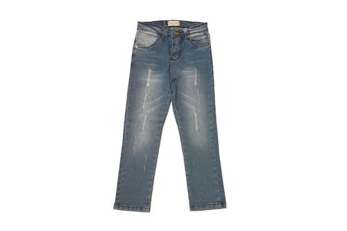 jean nena elastizado con roturas - helena -