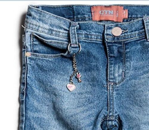 jean niña pantalon