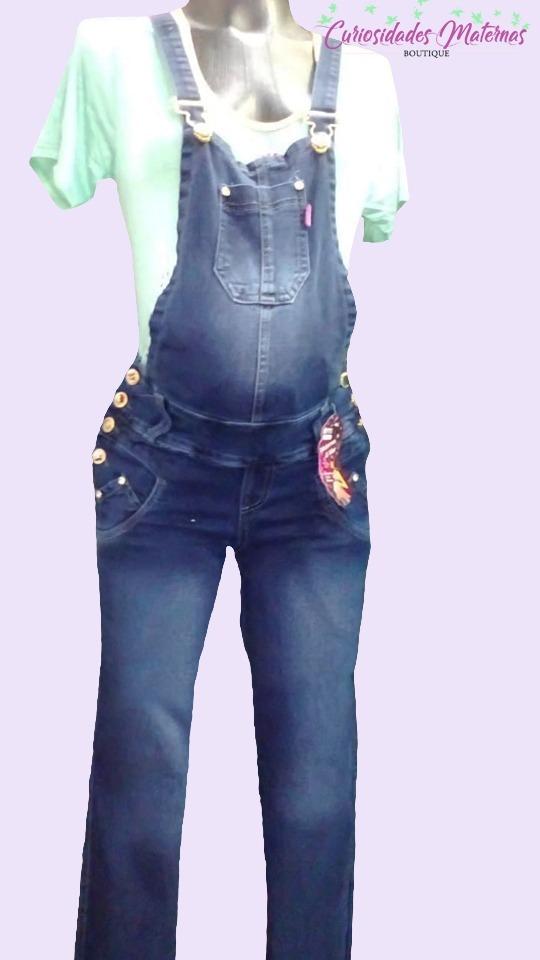 9c9f4234b jean overol braga pantalón de maternidad tallas grandes. Cargando zoom.